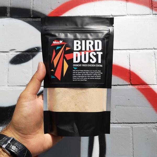 crunchy bird dust